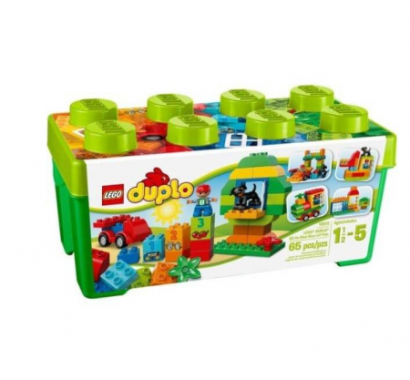 Lego Duplo Cutie completa pentru distractie LEGO'® DUPLO'® 105720