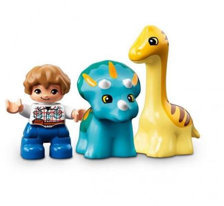 Lego Duplo Gradina Zoo a uriasilor blanzi 108791