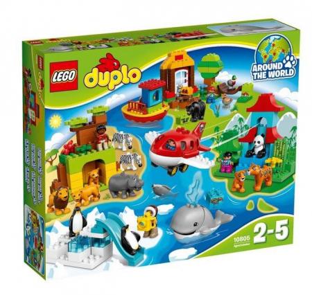 Lego Duplo In jurul lumii 108050