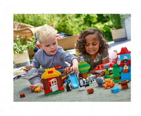 Lego Duplo In jurul lumii 108056