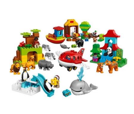 Lego Duplo In jurul lumii 108051