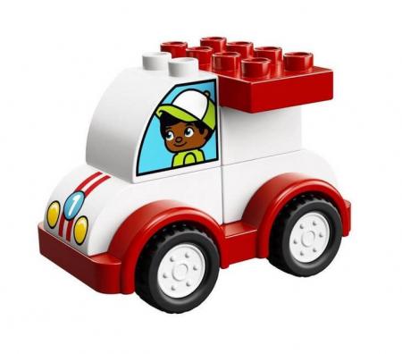 LEGO® DUPLO® My First Prima mea masina de curse 10860 [1]