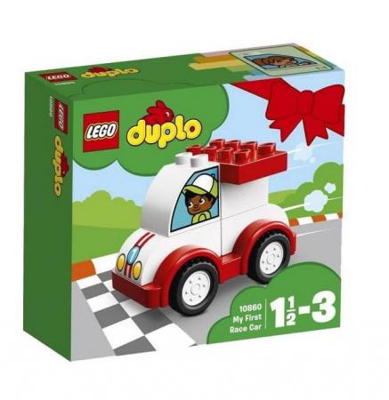 LEGO® DUPLO® My First Prima mea masina de curse 10860 [0]