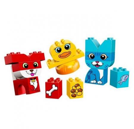 LEGO® DUPLO® My First Primele mele animalute 10858 [1]