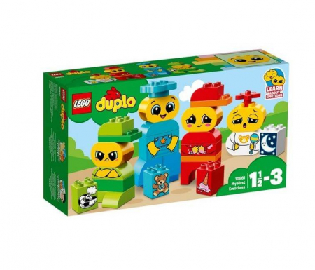 LEGO® DUPLO® My First Primele mele emotii 10861 [0]