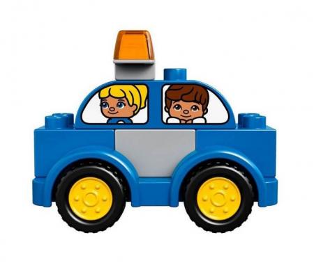 Lego Duplo Primele mele masini si camioane 108165