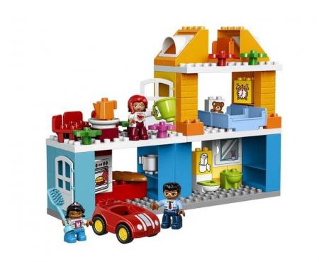 Lego Duplo Town Casa familiei 108351