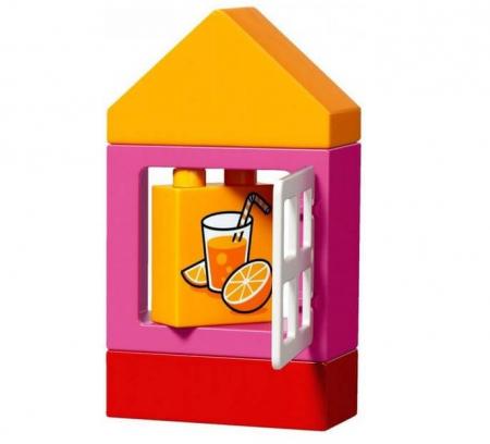 Lego Duplo Town Pavilion de tir 108392