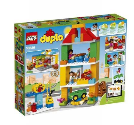 LEGO® DUPLO® Town Piata mare a orasului 10836 [2]