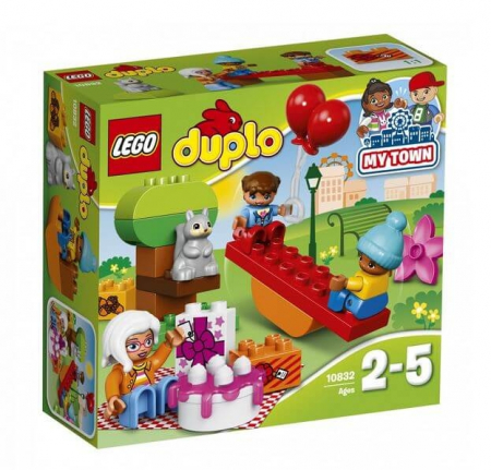 Lego Duplo Town Picnicul aniversar 108322