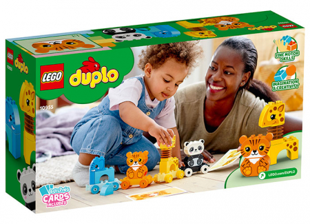 LEGO® DUPLO® : Trenul animalelor 10955 [1]