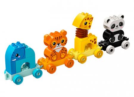LEGO® DUPLO® : Trenul animalelor 10955 [0]