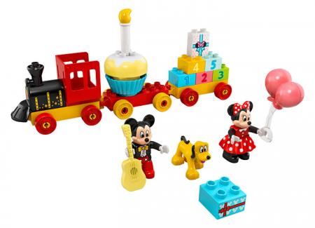LEGO® DUPLO® : Trenul aniversar Mickey si Minnie 10941 [0]