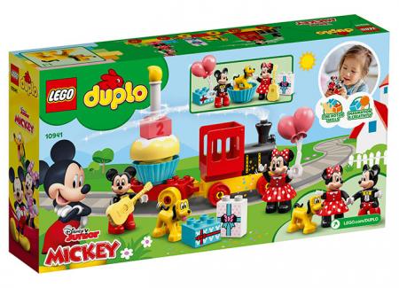 LEGO® DUPLO® : Trenul aniversar Mickey si Minnie 10941 [1]