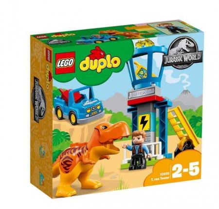 Lego Duplo Turnul T. Rex 108800