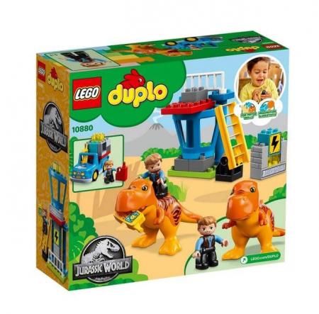 Lego Duplo Turnul T. Rex 108802