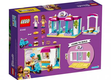 LEGO® Friends: Brutaria din Heartlake 414401
