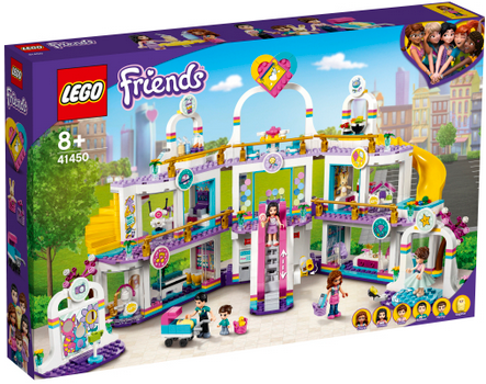 LEGO® Friends: Heartlake City Shopping Mall 414500