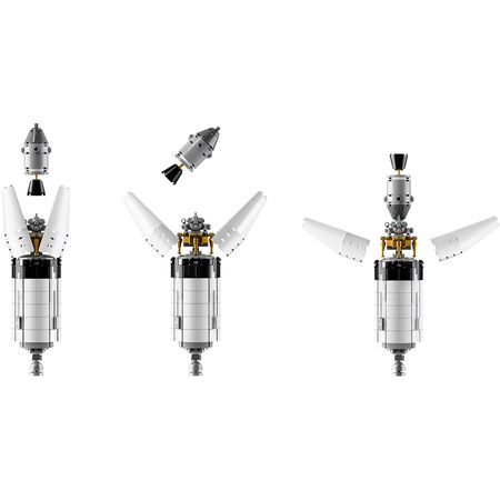 LEGO® Ideas NASA Apollo Saturn V 213095