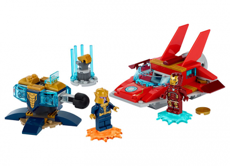 LEGO® Marvel Super Heroes: Iron Man vs. Thanos 76170 [0]