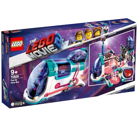 LEGO® Movie - Petrecere pop-up in autobuz 708280