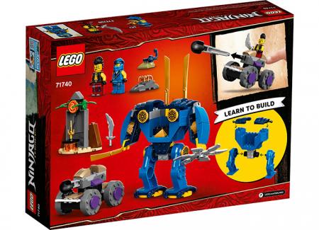 LEGO® NINJAGO® : Electrobotul lui Jay 717401