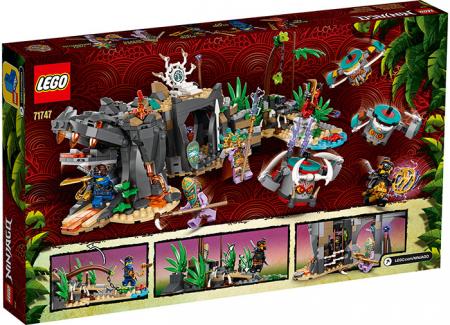 LEGO® NINJAGO® : Satul pazitorilor 71747 [1]