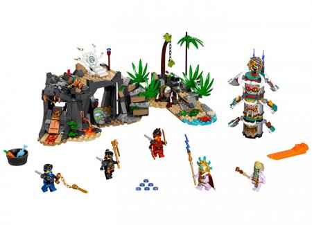 LEGO® NINJAGO® : Satul pazitorilor 71747 [0]