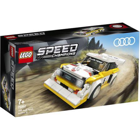 76897 LEGO® Speed Champions: Audi Sport quattro S1 0