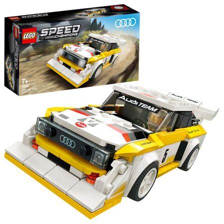 76897 LEGO® Speed Champions: Audi Sport quattro S1 5