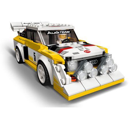 76897 LEGO® Speed Champions: Audi Sport quattro S1 2