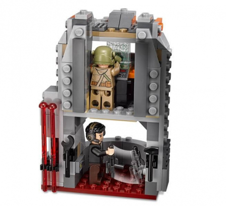 Lego Star Wars Apararea planetei Crait 752022