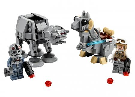 LEGO® Star Wars™: AT-AT™ vs. Tauntaun™ Microfighters 752980