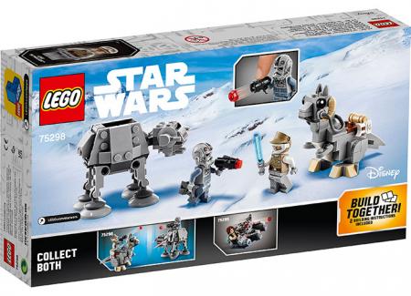 LEGO® Star Wars™: AT-AT™ vs. Tauntaun™ Microfighters 752981