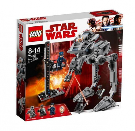 Lego Star Wars AT-ST Ordinul Intai 752010