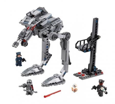 Lego Star Wars AT-ST Ordinul Intai 752014