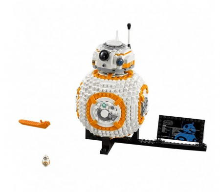 Lego Star Wars BB-8 751872