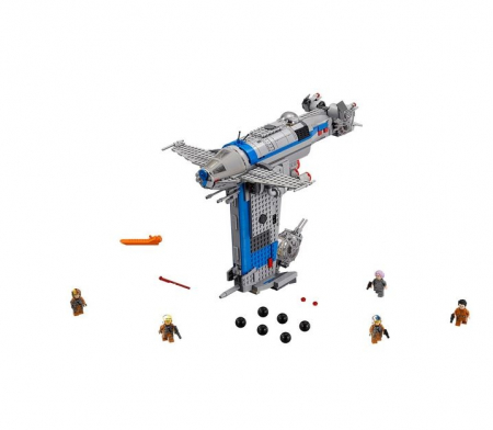 Lego Star Wars Bombardier al Rezistentei 751881