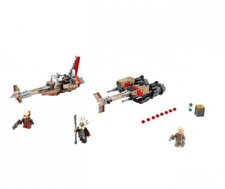 Lego Star Wars Cloud-Rider Swoop Bikes 752151