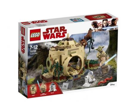 LEGO® Star Wars™ Coliba lui Yoda 75208 [0]