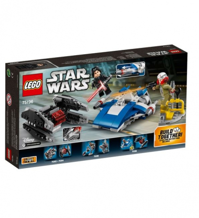 Lego Star Wars CONF Dualpack Aero + Victor 751961
