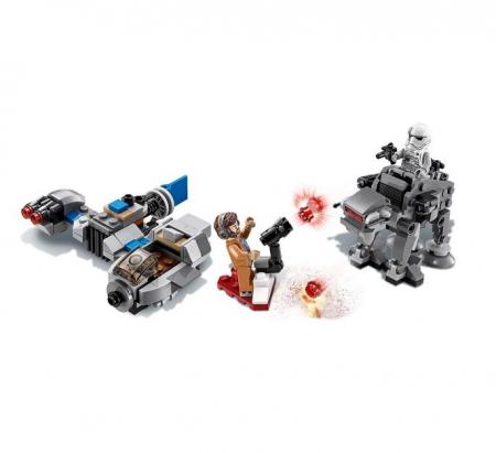 Lego Star Wars CONF Dualpack Carver + Golf 751953