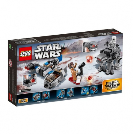 Lego Star Wars CONF Dualpack Carver + Golf 751952