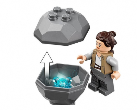 Lego Star Wars CONF GP Great Playset 752001