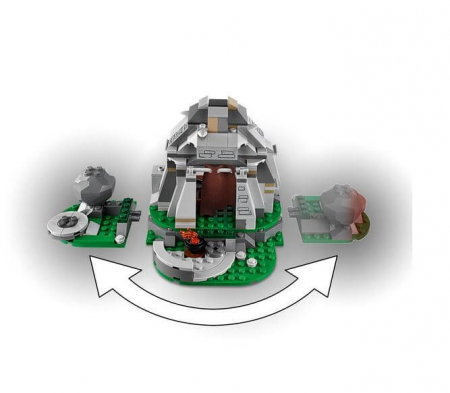 Lego Star Wars CONF GP Great Playset 752004