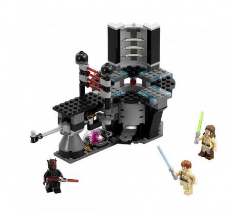 Lego Star Wars Duel pe Naboo 751691