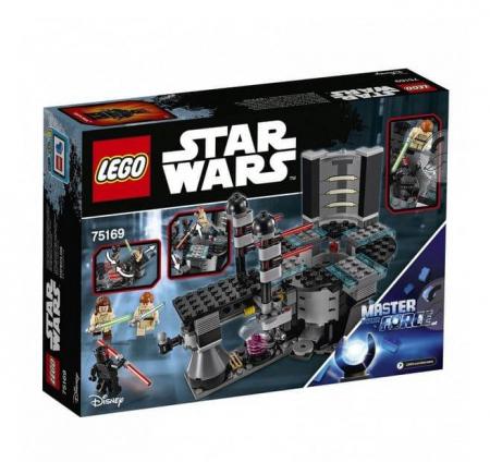 Lego Star Wars Duel pe Naboo 751690