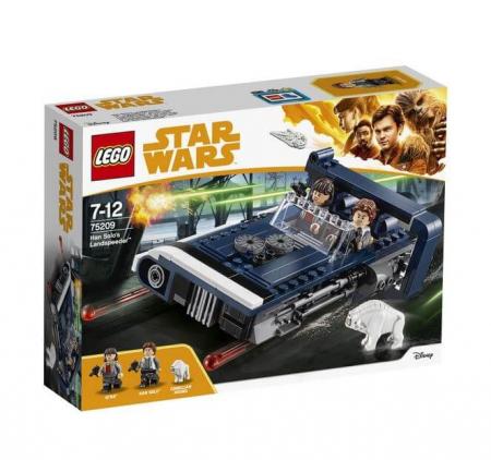 Lego Star Wars Han Solo's Landspeeder 752090