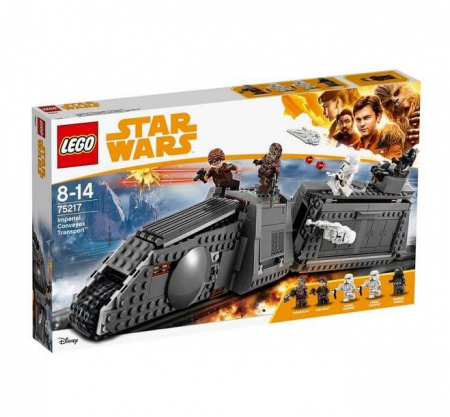 Lego Star Wars Imperial Conveyex Transport 752170