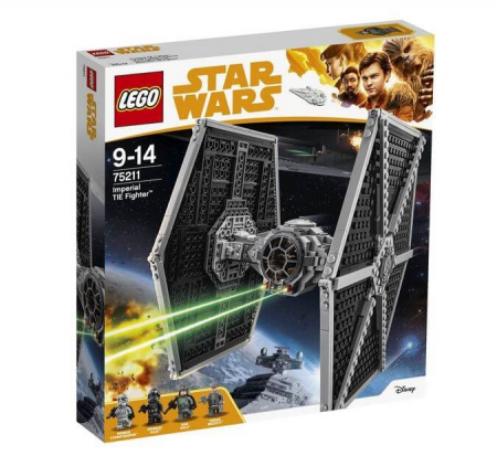 Lego Star Wars Imperial TIE Fighter 752110